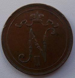Image #2 of 10 Pennia 1914