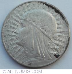 Imaginea #2 a 5 Zlote 1932 (without mintmark)