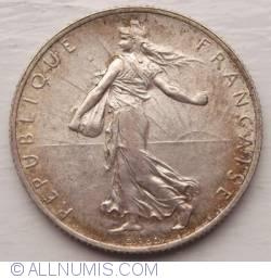 Image #2 of 2 Francs 1919