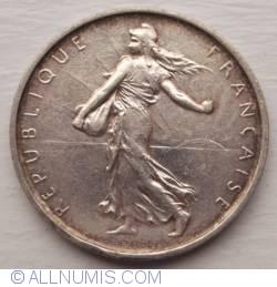 Image #2 of 5 Francs 1969