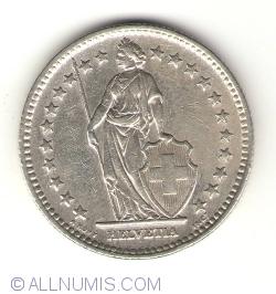 Image #2 of 2 Francs 1943