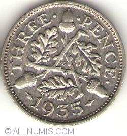 Threepence 1935