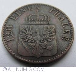 Image #2 of 3 Pfenninge 1865 A