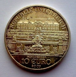 Image #1 of 10 Euro 2003 - Schlosshof