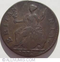 Halfpenny 1772