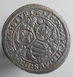 Image #1 of 3 Kreuzer 1698