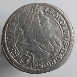 Image #2 of 3 Kreuzer 1698
