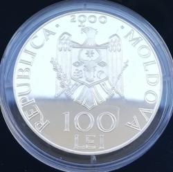 Image #1 of 100 Lei 2000 - Mihai Eminescu