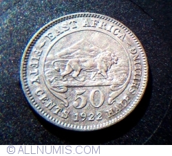 Image #1 of 50 Cents 1922