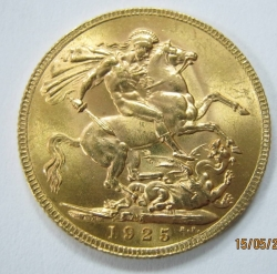 Image #1 of 1 Sovereign 1925 SA