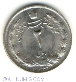 Image #1 of 2 Rials 1963