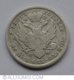 Imaginea #1 a 2 Zlote 1821