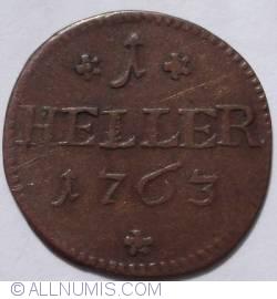 Image #1 of 1 Heller 1763