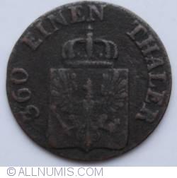 Image #2 of 1 Pfennig 1845 A