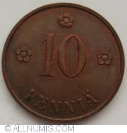 10 Pennia 1936