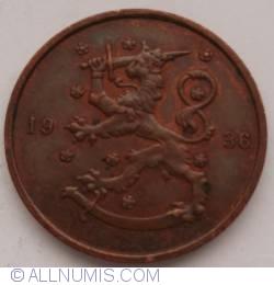 Imaginea #2 a 10 Pennia 1936