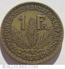 Imaginea #1 a 1 Franc 1925