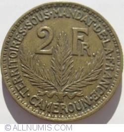 Imaginea #1 a 2 Franci 1924
