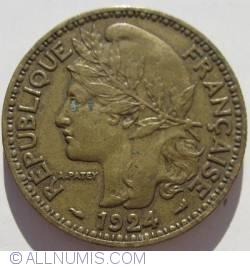 Imaginea #2 a 2 Franci 1924