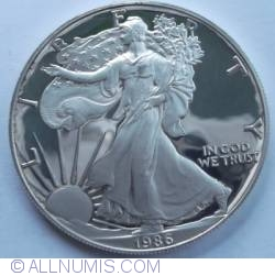 Image #2 of Silver Eagle 1986 S