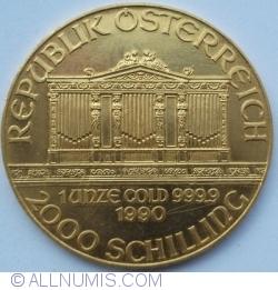 Image #1 of 2000 Schilling 1990 - Wiener Philharmoniker