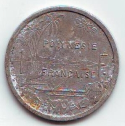 Imaginea #1 a 1 Franc 1975