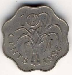 Imaginea #1 a 10 Cents 1986