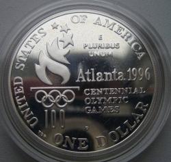 Image #1 of 1 Dollar 1996 P - Atlanta Paralympics
