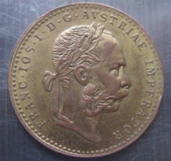 Image #2 of [COUNTERFEIT] 1 Ducat 1915 - Not gold