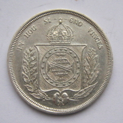 Image #2 of 500 Reis 1860