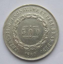 Image #1 of 500 Reis 1860