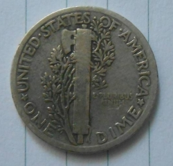Image #1 of Dime 1924