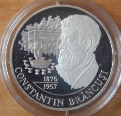 Image #2 of 50 Lei 2001 - Constantin Brâncuși (1876-1957)