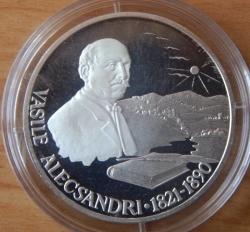 Image #2 of 50 Lei 2001 - Vasile Alecsandri (1821-1890)