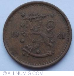 Image #2 of 50 Pennia 1941
