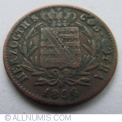 Image #2 of 1 Pfennig 1856