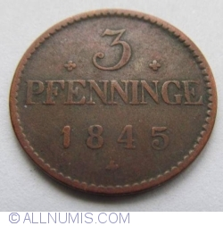 Image #1 of 3 Pfenning 1845
