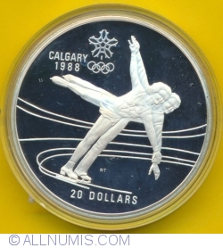 Image #1 of 20 Dollars 1987