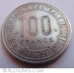 Image #1 of 100 Francs 1971