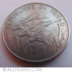 Image #2 of 100 Francs 1971