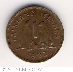 Image #1 of 1 Penny 1992