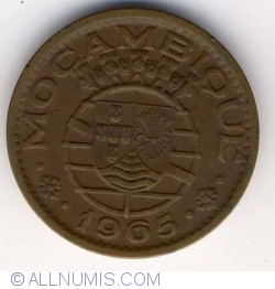 Image #2 of 1 Escudo 1965