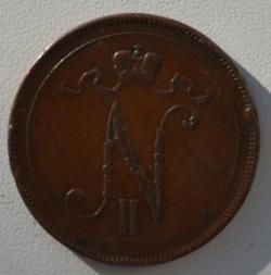 10 Pennia 1897