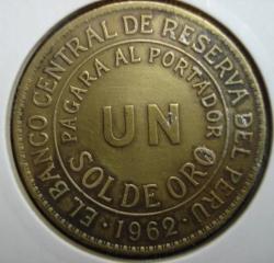 Image #1 of 1 Sol De Oro 1962