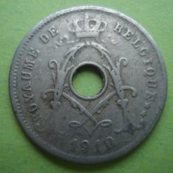 Image #2 of 5 Centimes 1910 (Belgique)