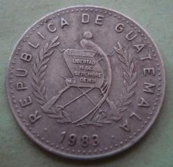 Imaginea #2 a 10 Centavos 1983