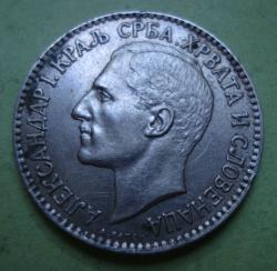 Imaginea #2 a 1 Dinar 1925 B