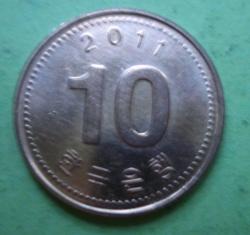 10 Won 2011