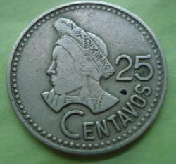 Imaginea #1 a 25 Centavos 1986