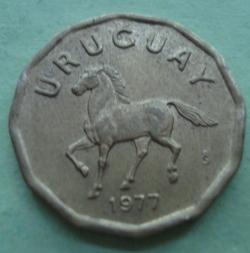 Imaginea #2 a 10 Centesimos 1977
